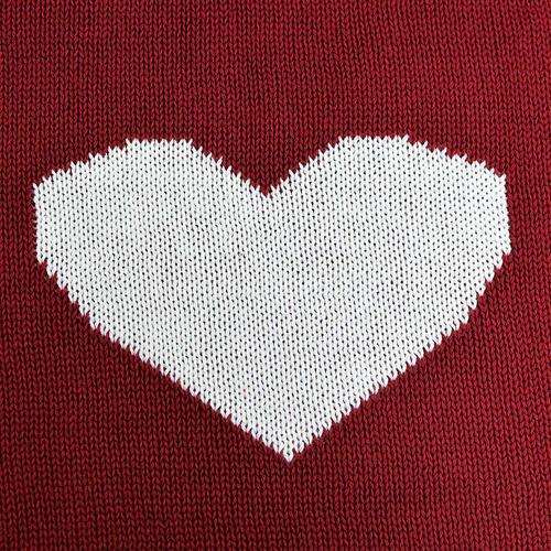 manta roja del tiro del corazã³n sofã¡ de algodã³n sofã...