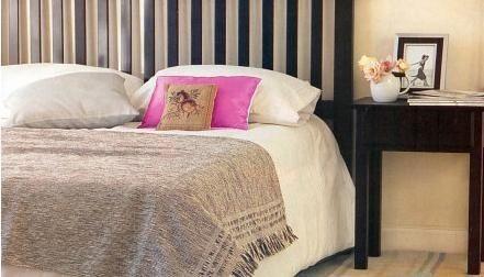 manta rusticas 1 1/2.cubre cama.cubresillon.pie de cama