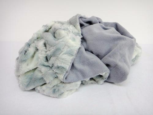 manta sillon palette blur simil piel reverso polar muysuaves