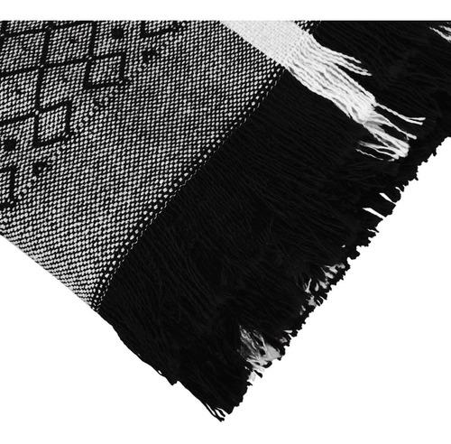manta sofá soft bali luxo algodão frete gratis p/ 5 peças