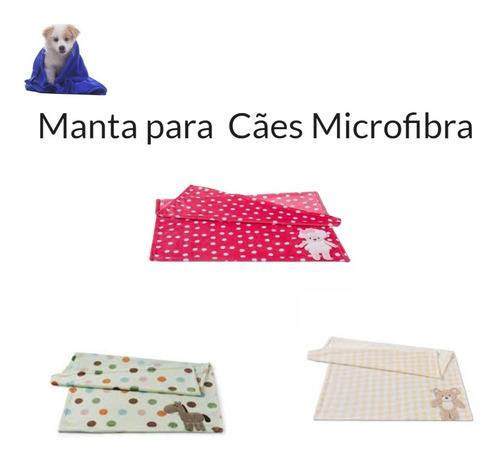 manta soft  para cães pet - hipoalergênico