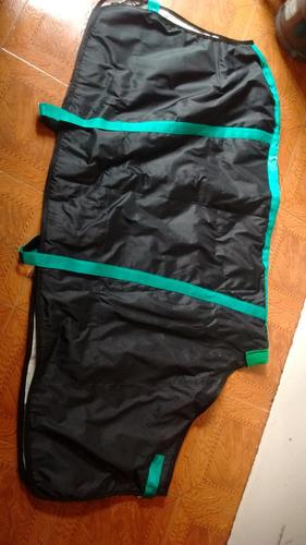 manta tapa de abrigo cordura y frazada para caballo de 1.40