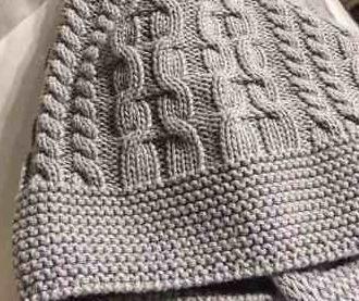manta tejida decoracion viaje pie de cama frank shaby oregon