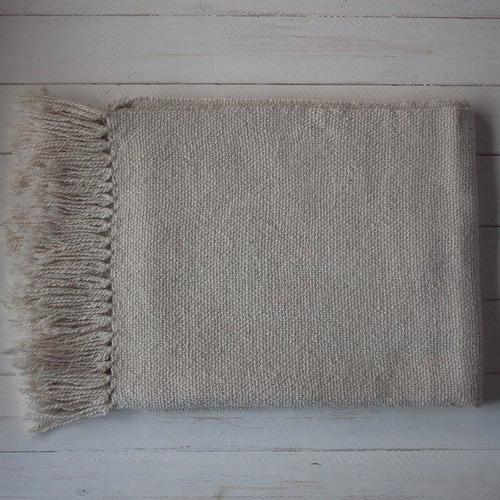 manta telar lisa 1.82x74