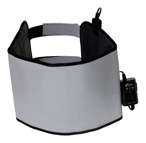 manta térmica abdominal com infravermelho 27x97 - 220 v