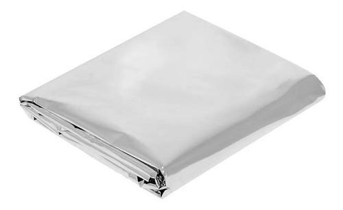 manta térmica aluminizada resgate emergência  ortocenter