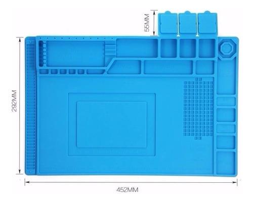 manta termica antiestatica yaxun servicio tecnico 45x30