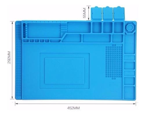 manta termica antiestatica yaxun servicio técnico 45x30cm