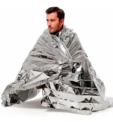 manta termica de emergencia waterdog camping frio palermo°