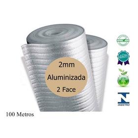 Manta Termica De Telhado Subcobertura 2mm Dupla Face Ultra