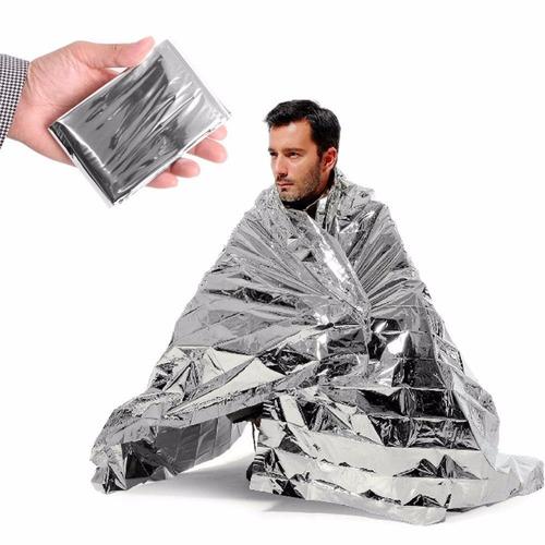 manta termica para supervivencia