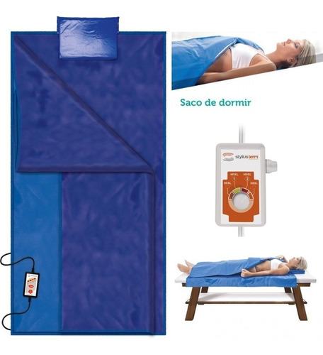 manta térmica saco dormir estética infravermelho 1,65x2,00