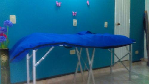 manta térmica termobag vibración para estética y terapias