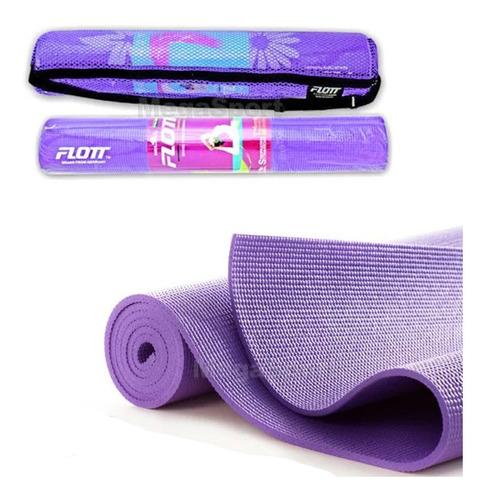 manta yoga covertec 6mm lila
