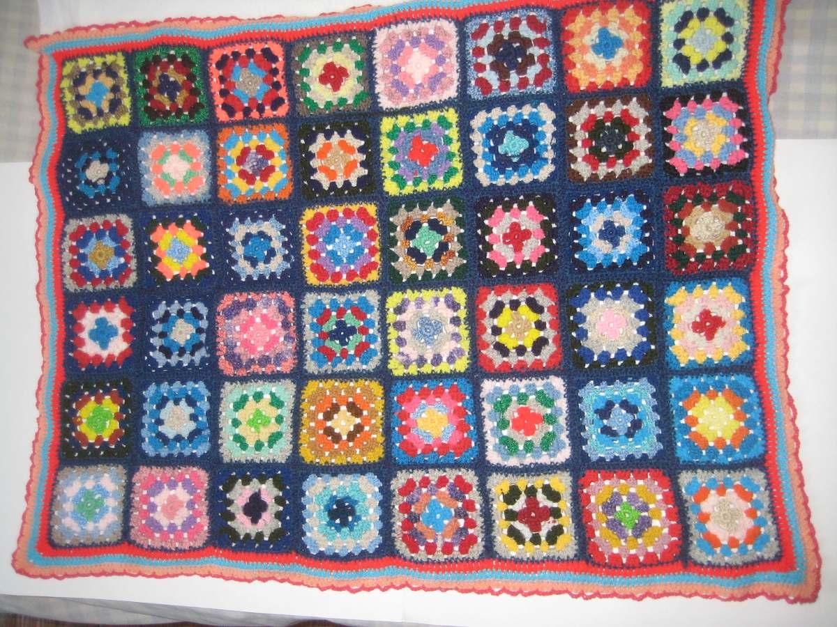 Mantas Al Crochet Para Perros Y Gatos - $ 1.100,00 en Mercado Libre