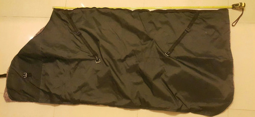 mantas capa abrigo para caballo 1.30 cordura impermfrazada