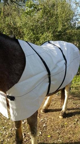 mantas capa caballo apero recado yute rafia talab virtual