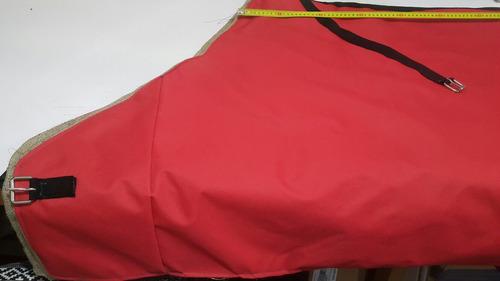 mantas capa para caballos de cordura impermeable y arpillera