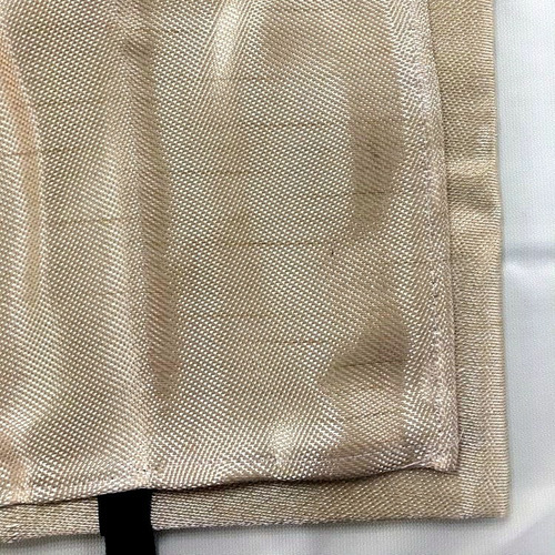 mantas ignífugas recubierto de vermiculita 1500°c