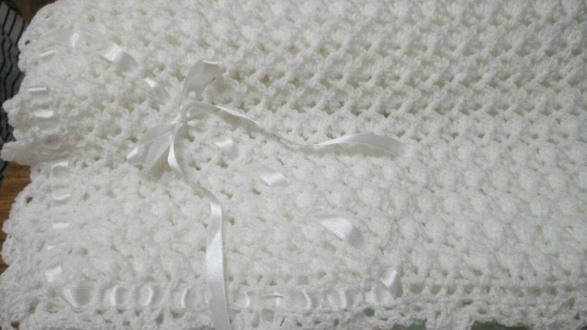Mantas -pañoletas -mantillas Para Bebé - Tejido Artesanal - $ 980,00 ...