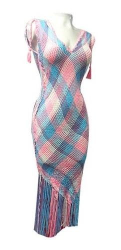 mantas wayuu mallas vestidos
