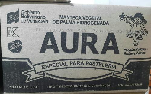 manteca aura 5kg