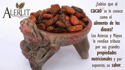 manteca de cacao refinada. 5 kilos x $2800