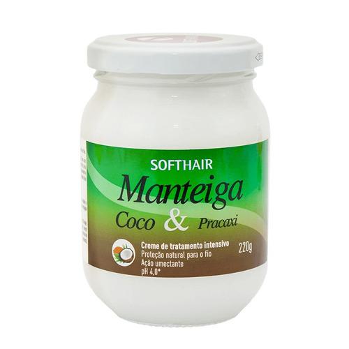 manteiga de coco e pracaxi 220g