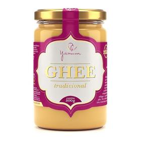 Manteiga Ghee Clarificada Yamuna Sem Lactose Grass Fed 300g