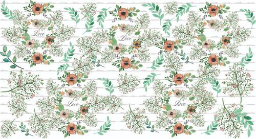 mantel antimancha decorativo protector 2 mts / 2,50 mts