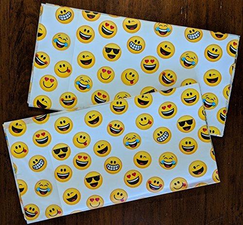 Big Party Emoticon Mantel de PVC Color Azul//Amarillo 14772/