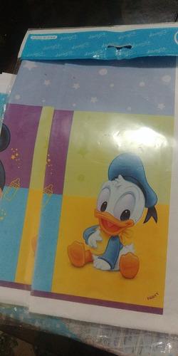 mantel de plastico para fiesta infantil - disney