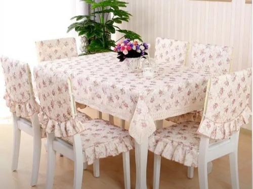 mantel forros para sillas y juego de comedor