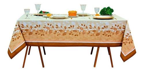 mantel para comedor rectangular cairo vianney elegante