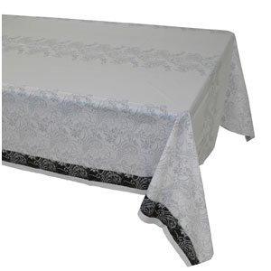 mantel plástico del banquete de la silueta de la boda 54 \x