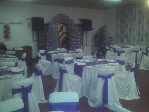 manteleria para eventos..servicio y productos de calidad!!
