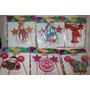 Velas Torta Elmo Bajoterra Mariposa Cupcake Jorge El Curioso