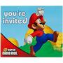Invitaciones Originales Mario,spiderman,hulk,toystory
