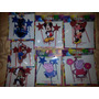 Velas Torta Minnion Frozen Real Madrid Barcelona Elmo Peppa