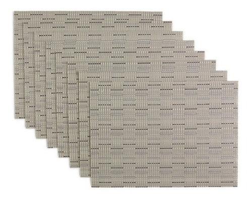 manteles individuales, 8 piezas