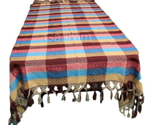 manteles mexicanos variedad de diseños 1.5 x 1.5 mt