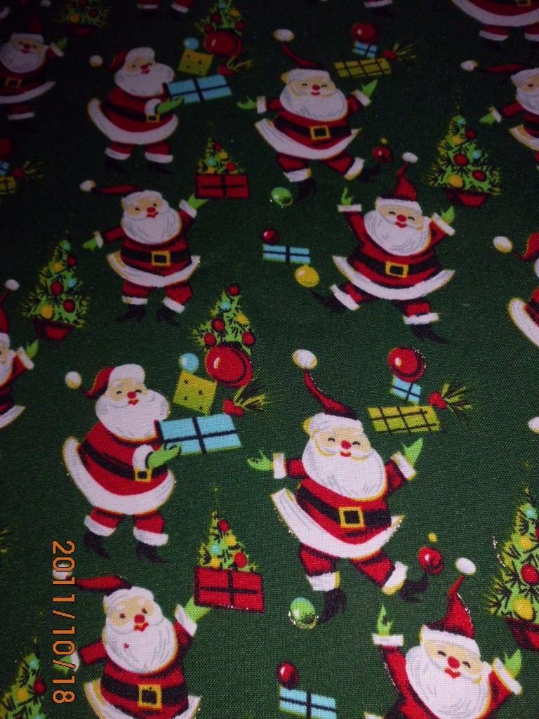 Manteles navide os de tela redondos o cuadrado divinos 400 00 en mercado libre - Manteles navidenos ...