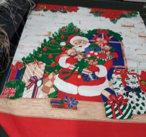 manteles navideños redondos y rectangulares capri