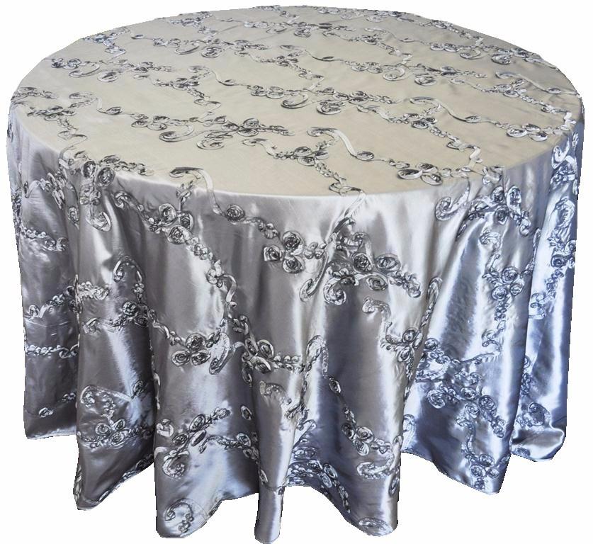 Manteles para mesa redonda manteles para eventos - Manteles mesas grandes ...