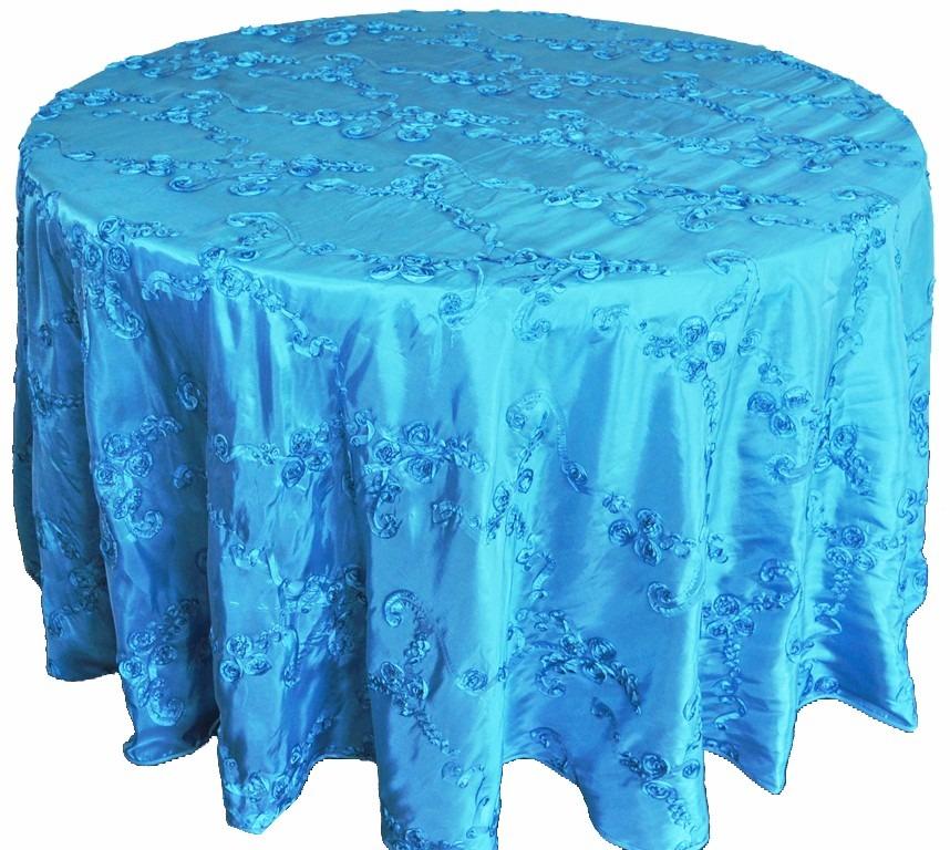 manteles para mesa redonda manteles para eventos