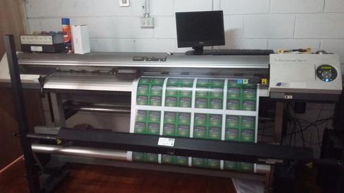 mantencion de plotter de impresion solv - eco - cnc laser