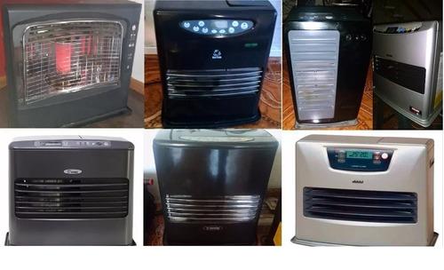mantencion estufas laser a parafina a domicilio