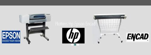 mantencion  reparacion de impresoras plotter hp epson encad