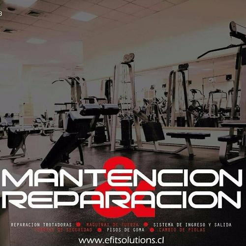 mantencion , reparacion y venta de equipos de ejercicios