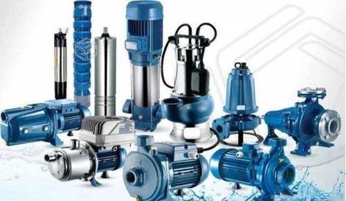 mantención y reparación bombas de agua